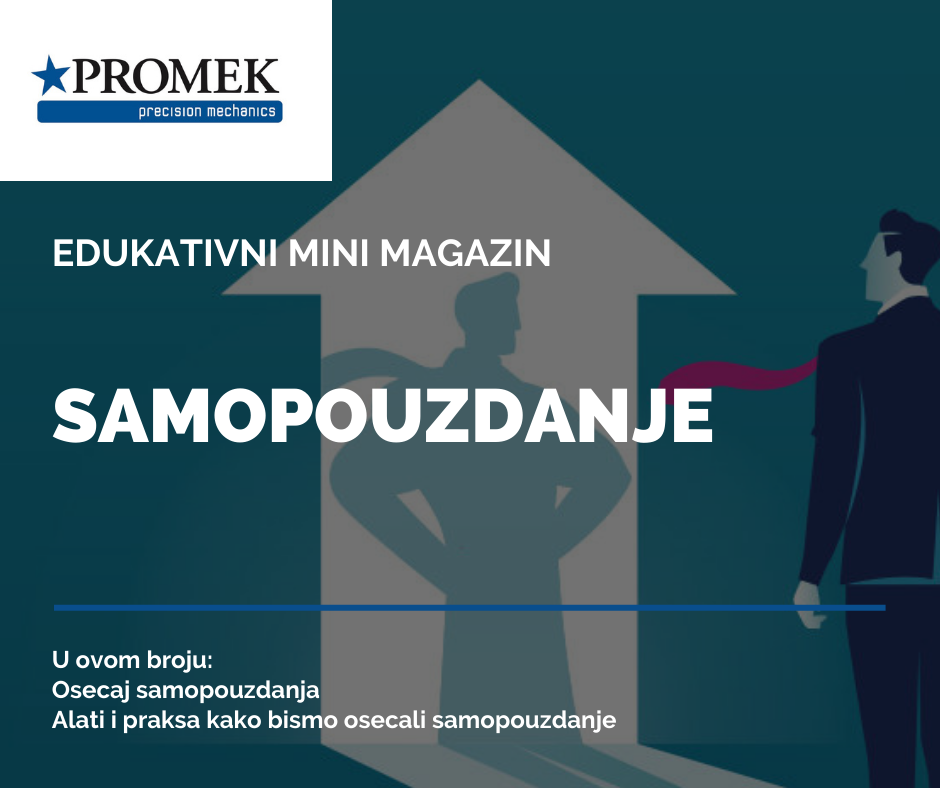 Edukativni Mini Magazin  – Samopouzdanje